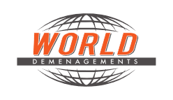 Logo - WORLD DÉMÉNAGEMENTS